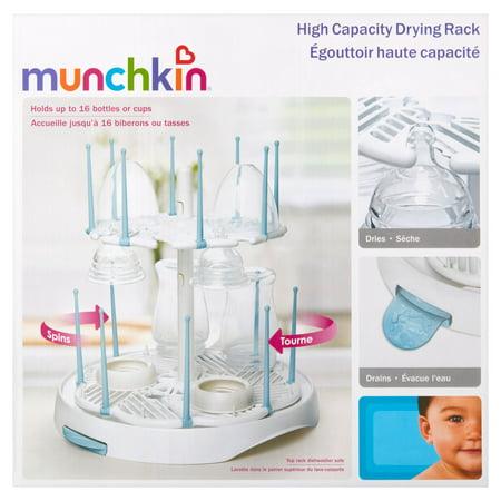 Munchkin High Capacity Drying Rack Walmart Com