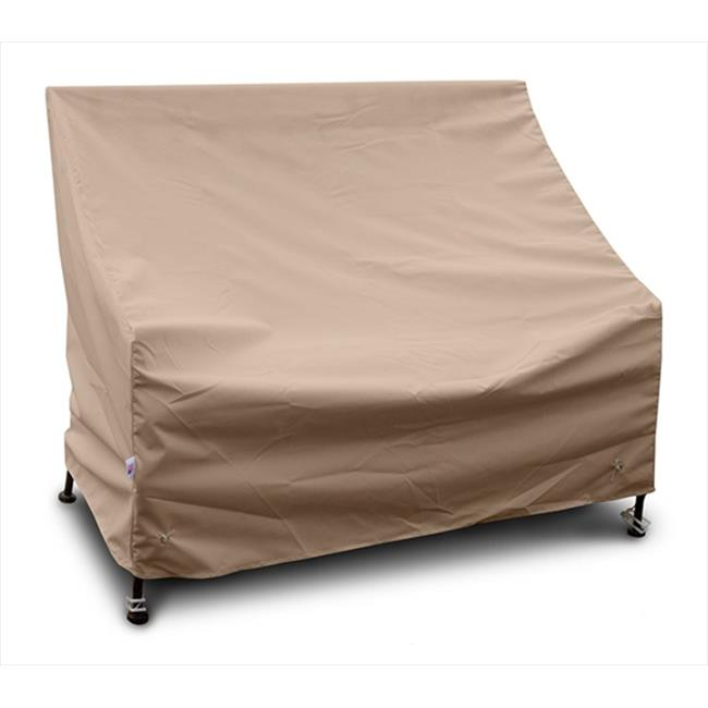 KoverRoos 42450 Weathermax 3-Seat Glider-Lounge Cover, Toast - 78 W x 38 D x 30 H inch
