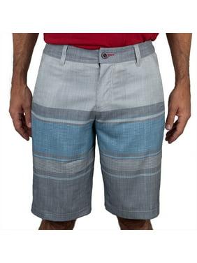 Hightower Hybrid Steel Grey Board Shorts - 34