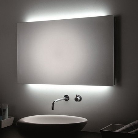 WS Bath Collections LED Wall Bathroom Mirror