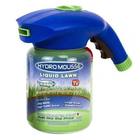 XBTCLXEBCO Hydro Mousse Household Hydro Seeding System Liquid Spray Device F Seed Lawn Care