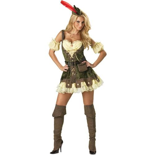 Racy Robin Hood Adult Halloween Costume