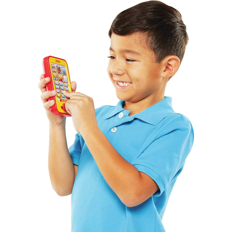 Daniel Tiger's Neighborhood Tiger Phone Toy