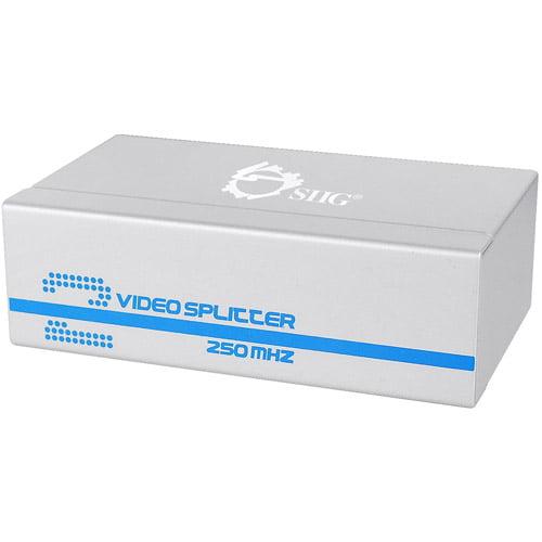 SIIG 1 x 2 VGA Splitter