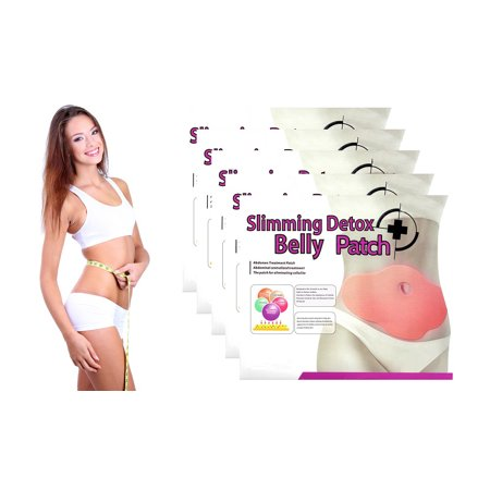 Slimming Detox Belly Patch (Distressed Patch)