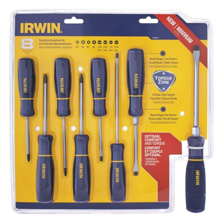 Irwin-1948801 8 Pc. Pro Torque Screwdriver Set