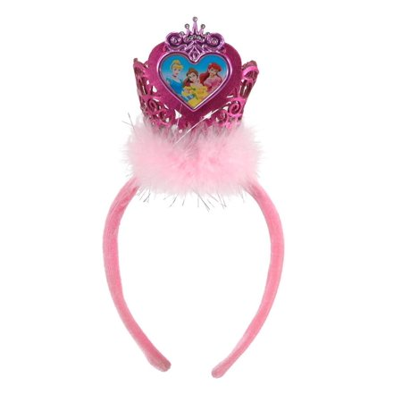 Disney Princess Mini Crown Headband Costume Accessory - Disney Princess Crowns