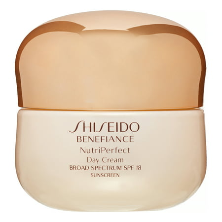 Shiseido Benefiance NutriPerfect Day Cream SPF 18, 1.8 Oz