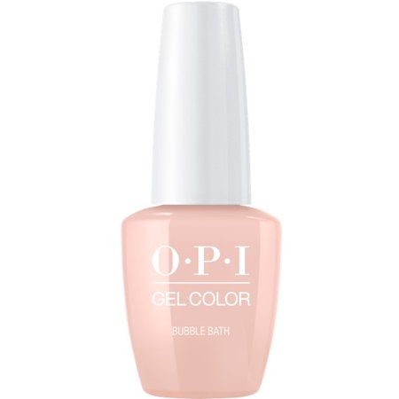 OPI GelColor Gel Nail Polish, Bubble Bath, 0.5 Fl Oz