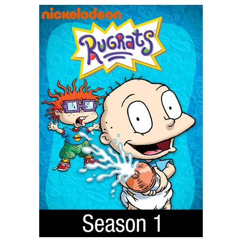 Rugrats: (Best-of) Volume 1 (1991)