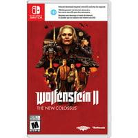 Bethesda Softworks Wolfenstein II: The New Colossus, Nintendo, Nintendo Switch, 045496591823