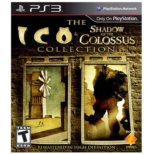 The ICO & Shadow of the Colossus Collection (PS3) - Pre-Owned