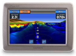 Garmin GPSMAP 640 All-In-One Marine & Automotive GPS by Garmin