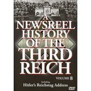 A Newsreel History of the Third Reich: Volume 8 (DVD)