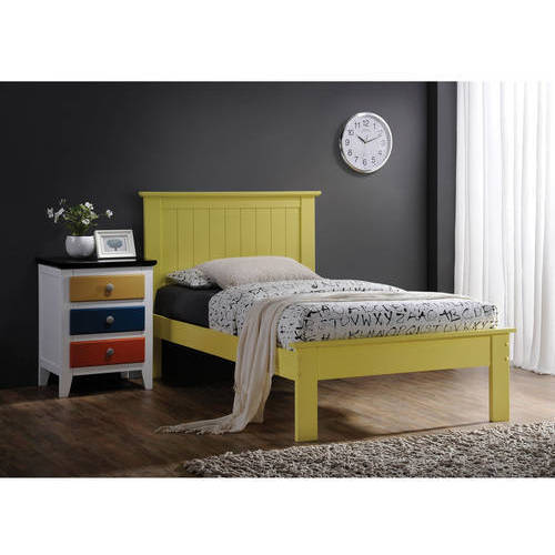 Prentiss Twin Bed, Yellow