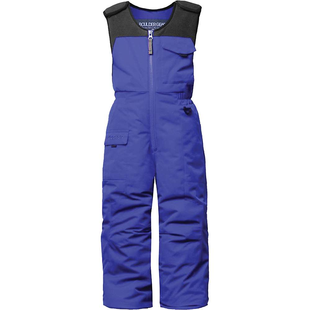 Boulder Gear Toddler Boys' Nestor Bib by Boulder Gear
