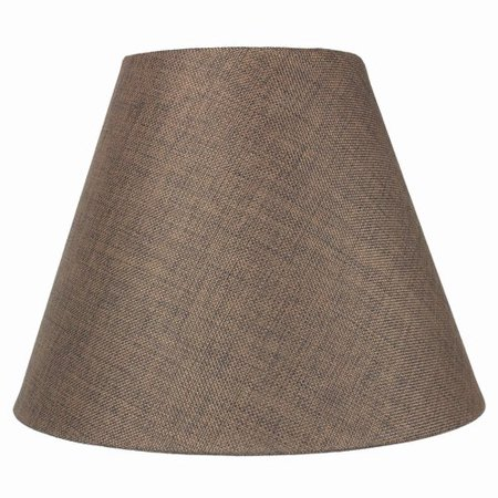Home Concept Inc 14'' Fabric Empire Lamp Shade