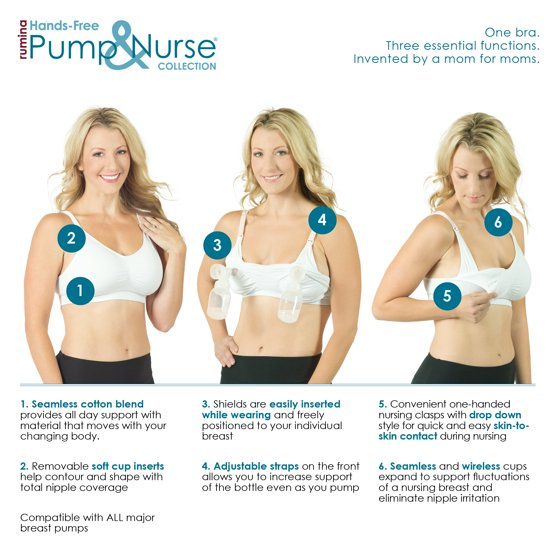 7d732e8d5cc3d Rumina NursingWear - Rumina s Pump amp Nurse Seamless all-in-one ...