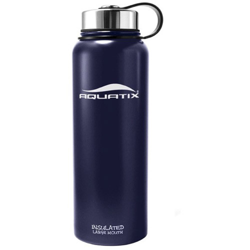 Aquatix Large Mouth 41-oz Water Bottle