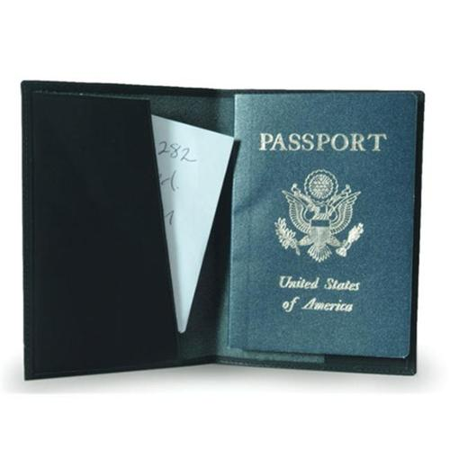 Clava 00-2303 Passport Cover - Bridle Black