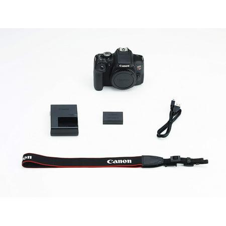 Canon Eos Rebel T6i 24.2 Megapixel Digital Slr Camera Body Only - 3 Touchscreen Lcd - 16:9 - E-ttl - image 8 of 9