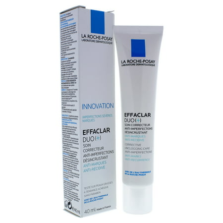 Effaclar Duo Plus Anti-Imperfections by La Roche-Posay for Unisex - 1.35 oz Treatment