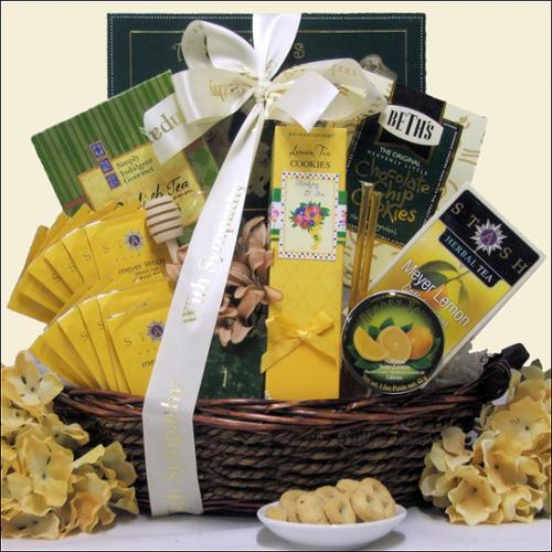 GreatArrivals.com Gift Baskets Great Arrivals Thinking Of You Sympathy Gift Basket