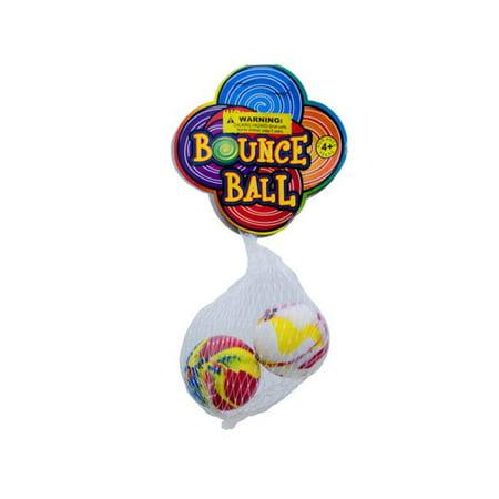 Bulk Buys OC260-72 Super Bounce Balls - Bouncy Balls Bulk