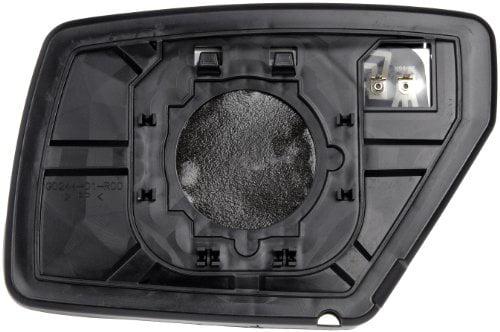 Dorman 56563 Nissan Quest Passenger Side Heated Plastic Backed Door Mirror Glass