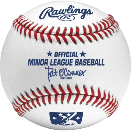Rawlings Official Game Ball of Minor League Baseball - Minor League Game Mound
