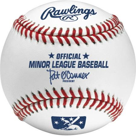 American League Official Baseball - Rawlings Official Game Ball of Minor League Baseball