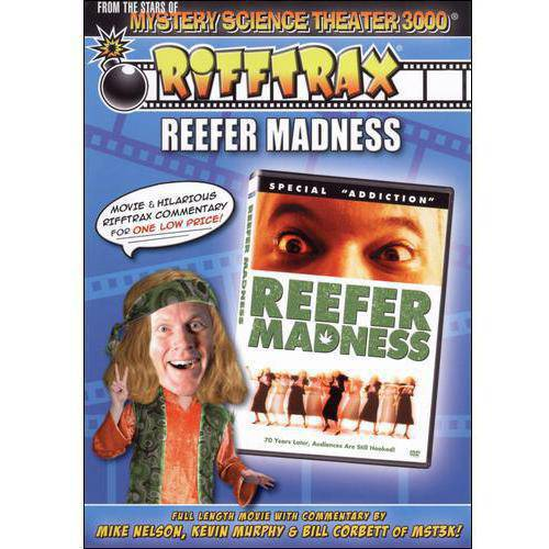 RifTtrax: Reefer Madness