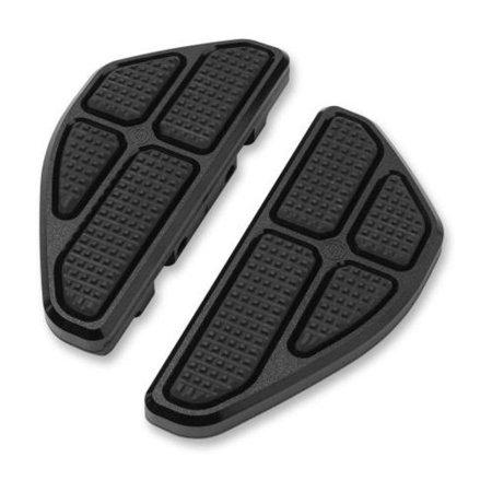 RSD 0036-1012-SMB Boss Rider Floorboards - Passenger - Black - Rider Floorboards