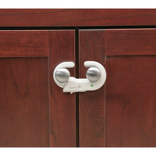 Safety 1st Grip 'n Go Cabinet Lock, 2 ct - Walmart.com