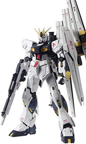 """Bandai Hobby Nu Gundam Version Ka """"Char's Counterattack"""" 1 100 Master Grade by"""