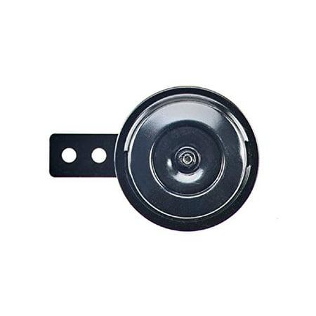 Wolo (260-2T) Mini But Loud Disc Horn - 12 Volt, Black - Case Mini Black Horn