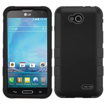 LG L90 Optimus MyBat TUFF Hybrid Phone Protector Cover (Lg Optimus F70)