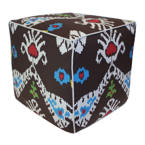 Divine Designs Tribal Pouf