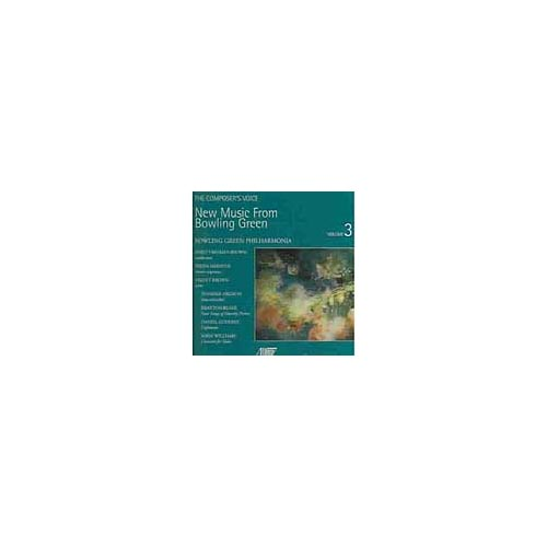 This CD also contains each of the composer's comments before their works.