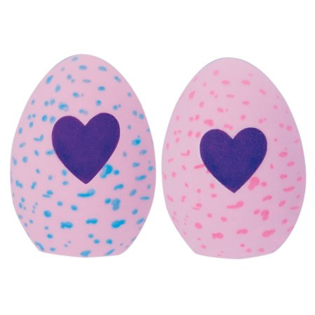 Hatchimals Egg Pencil Top Erasers, 4ct