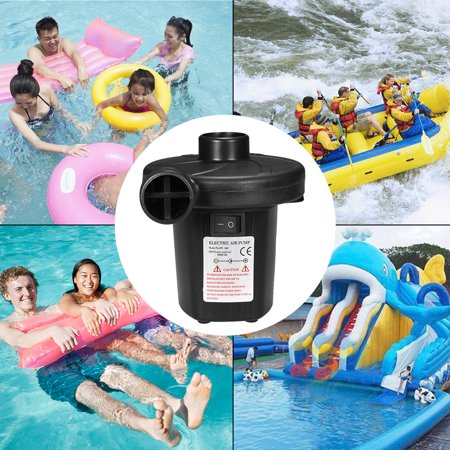 Inflatable Pump Electric Air Mattress Camping Pump Portable Quick Filling For Car Home Use - image 1 of 7