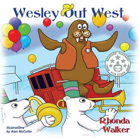 Wesley Walker Jets (Wesley Out West - eBook)