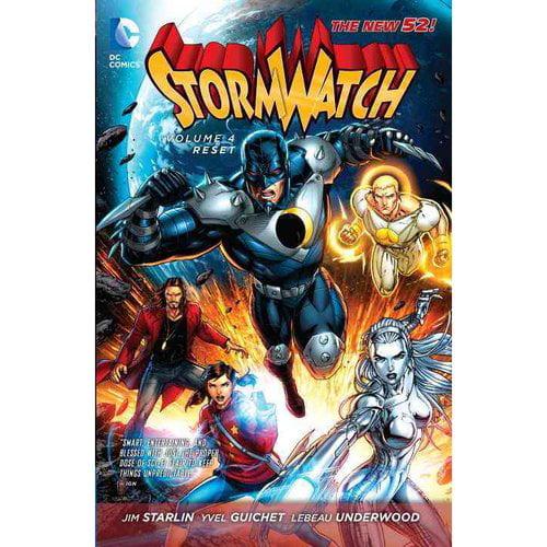 Stormwatch 4: Reset