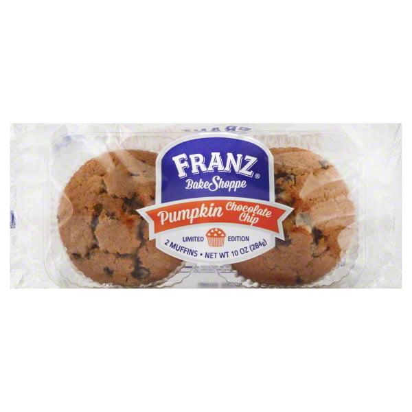 United States Bakery Franz Bake Shoppe Muffins, 2 ea