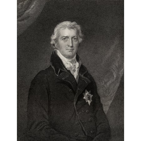Robert Banks Jenkinson 2Nd Earl Of Liverpool1770 1828 Tory Statesman And British Prime Minister From 1812 1827Engraved By Wtfry After Sir Tlawrence From The Book National Portrait Gallery Volume I Pub