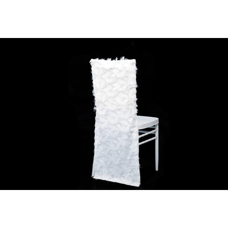 Unique Chair Cover For The Bride And Groom, Quinceanera Or Special Event, Wedding, Birthday, Peony Flowers, Table Decor, Centerpiece, Luxury - Quinceanera Centerpieces For Tables