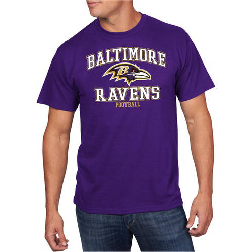 NFL Big Men's Baltimore Ravens Short Sleeve Tee