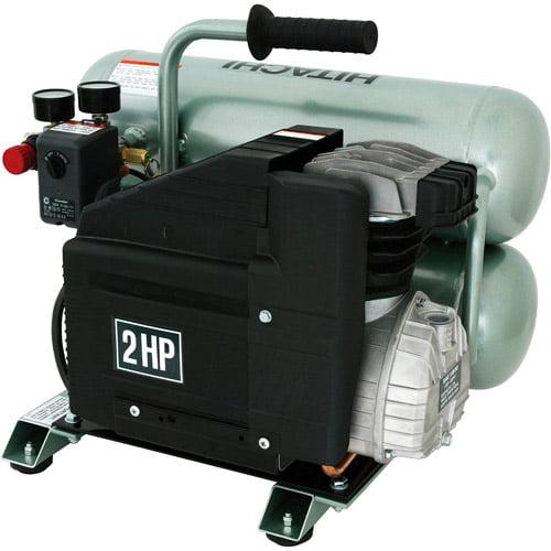 Hitachi 2 HP 4-Gal Compressor