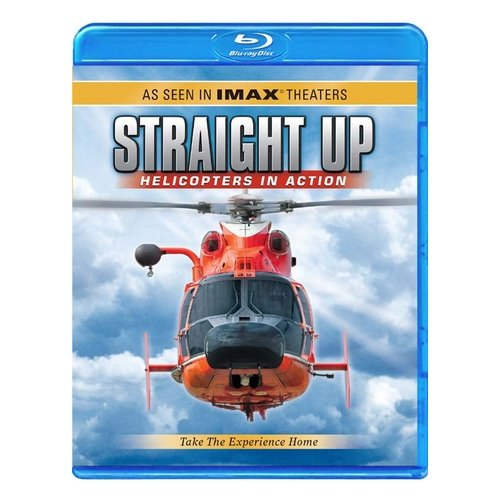 Straight Up: Helicopters In Action (Blu-ray) (Widescreen)