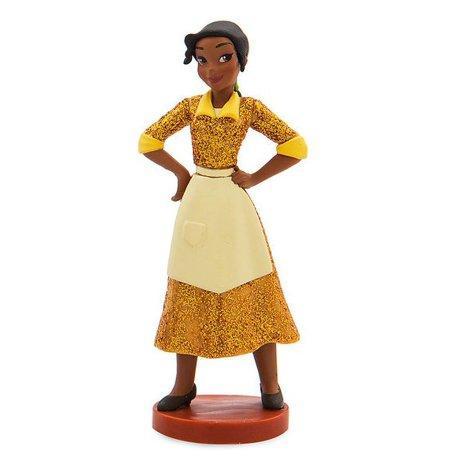Princess Tiana Dress For Adults (Disney Princess Tiana PVC Figure [In Work Dress] [No)